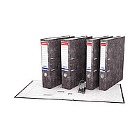 Папка регистратор с арочным механизмом ErichKrause®, Basic, А4, 70 мм, серый