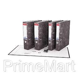 Папка–регистратор с арочным механизмом ErichKrause®, Basic, А4, 70 мм, серый