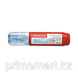 Ручка-корректор ErichKrause® Arctic white, 12мл (в пластиковой коробке по 12 шт.)