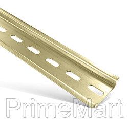 ДИН рейка металлическая перфорированная Deluxe DR300