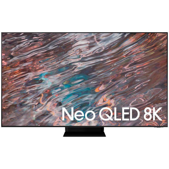 """65"""" (165 см) Телевизор LED Samsung QE65QN800AUXCE черный"""