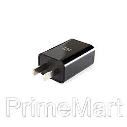 Универсальное USB зарядное устройство Xiaomi (Кит. ст) Чёрный (Старая модель)