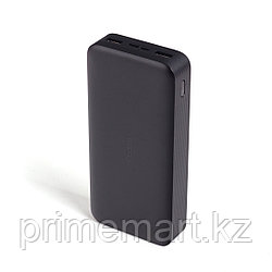Портативное зарядное устройство Xiaomi Redmi Power Bank 20000mAh (18W Fast Charge) Черный