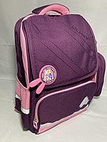 """Школьный рюкзак для девочек """"BLOSSOM"""", 4-6-й класс. Высота 43 см, ширина 31 см, глубина 16 см."""