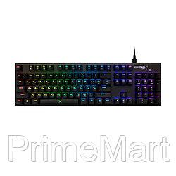 Клавиатура HyperX Alloy FPS RGB Mechanical Gaming Silver Speed HX-KB1SS2-RU