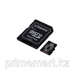 Карта памяти Kingston SDCS2/128GB Class 10 128GB + адаптер