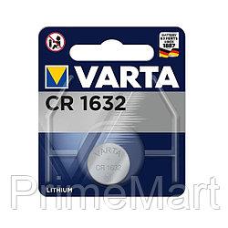 Батарейка VARTA Lithium CR1632 3V 1 шт. в блистере
