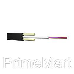 Кабель оптоволоконный ИК/Д2-Т-А24-1.4 кН (плоский)