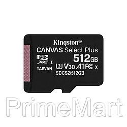 Карта памяти Kingston SDCS2/512GBSP Class 10 512GB без адаптера