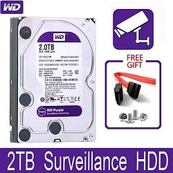 Жесткий диск 2TB Surveillance HDD