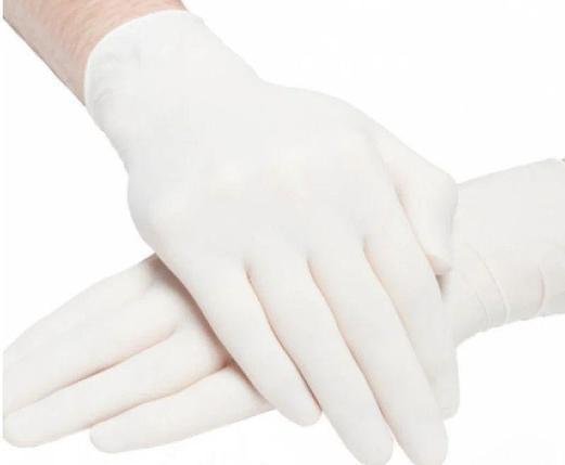 Перчатки Латексные 50 пар в Упаковке, фото 2