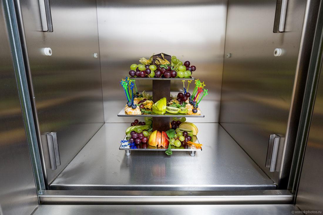 Изготовление ресторанных лифтов