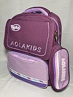"""Школьный рюкзак для девочек """"ROLA"""", 4-6-й класс. Высота 43 см, ширина 31 см, глубина 16 см."""