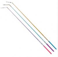 Палочка для гимнастики с блеском Sasaki M-781HJK 57 см.