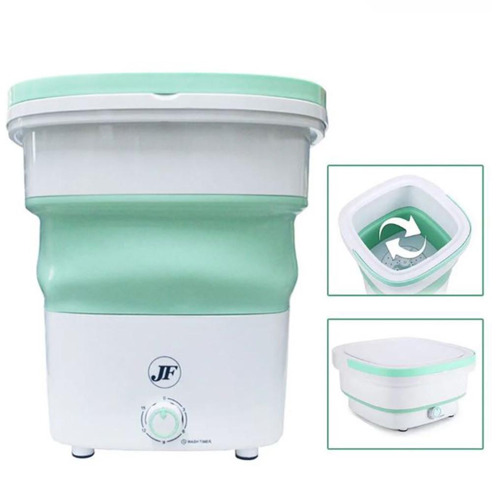 Портативная складная мини стиральная машина 1.8кг