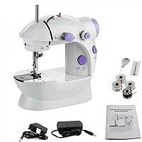 Портативная мини швейная машинка. Mini sewing machine.