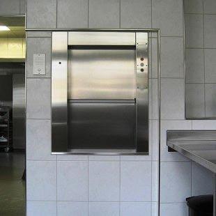 Лифты для еды ресторанные