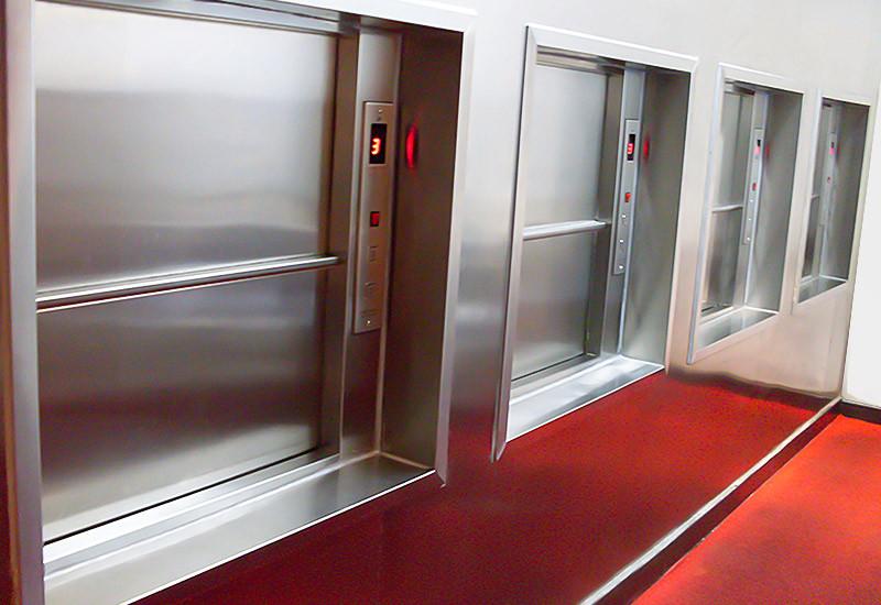 Ресторанный лифт подъемник