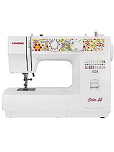 Швейная машинка JANOME COLOR 55 23операц,п/авт,вертик.челнок