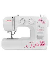 Швейная машинка JANOME-МX55 15операц,п/авт,вертик.челнок