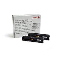 Тонер-картридж (двойная упаковка) Xerox 106R03048