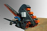 Ковшово-шнековый погрузчик КШП-6УМ Длина стрелы 6м Высота разгрузки 4,1 м