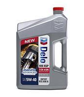 Масло моторное синтетическое - CHEVRON DELO 400 SYN XSP 5W-40 CK -4 3,785л. 257002388