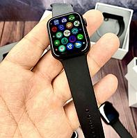 Смарт часы Smart Watch HW12 полноэкранный (черный)