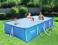 Каркасный бассейн Bestway 56424, фото 3