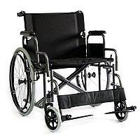 Кресло-коляска механическая FS209AE-61 повышенной грузоподъемности, фото 1