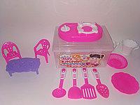Набор детской посуды, Мини кухня