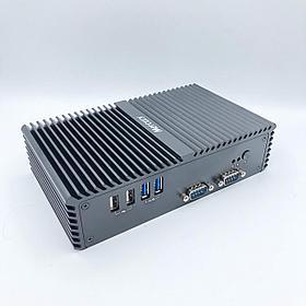 Mini PC Mercury Q301P-2955U, Dual Core Celeron 2955U, Ramm 4Gb/SSD 128Gb. Арт.6810