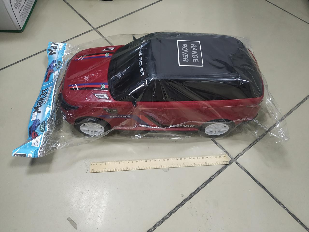 Пластмассовая машина Мерседес, Тойота, Рейнджровер - фото 2