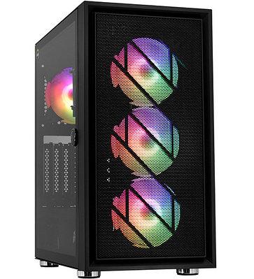 Персональный компьютер PULSER Advanced Core i5/SSD 512GB черный