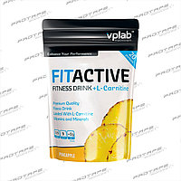 Изотоник VPLab FitActive L-Carnitine Fitness Drink 500гр.
