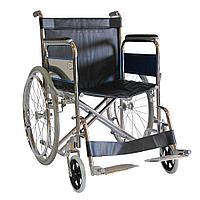 Инвалидное кресло-коляска FS975-51 повышенной грузоподъемности, фото 1