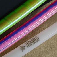 Обруч гимнастический Pastorelli Junior 80 см и Junior+Senior 90 см FIG Logo Laser