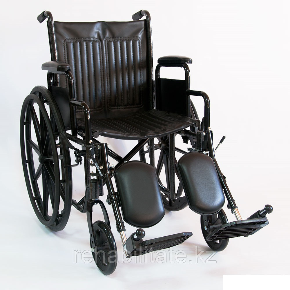 Кресло-коляска инвалидная механическая 511B-41 повышенной грузоподъемности