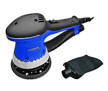 Машинка шлифовальная эксцентриковая электрическая (ход 5 мм) NEW