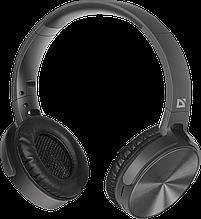 Defender 63555 Гарнитура беспроводная FreeMotion B555 черный, Bluetooth