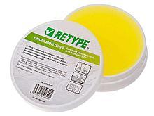 Подушка для смачивания пальцев гелевая Retype, 20 грамм
