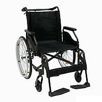 Кресло-коляска инвалидная механическая 514A-LX повышенной грузоподъемности