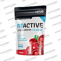 Изотоник VPLab FitActive Fitness Drink + Q10 500гр.