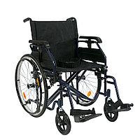 Кресло-коляска инвалидная механическая 514A-4 повышенной грузоподъемности