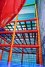 Игровой лабиринт тарзанки, бассейн с шариками, фото 3