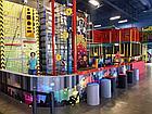 Игровой лабиринт тарзанки, бассейн с шариками, фото 5