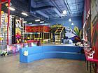 Игровой лабиринт тарзанки, бассейн с шариками, фото 6