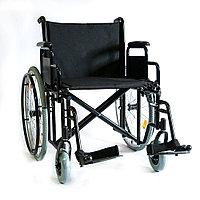 Кресло-коляска инвалидная механическая 711AE-51 повышенной грузоподъемности