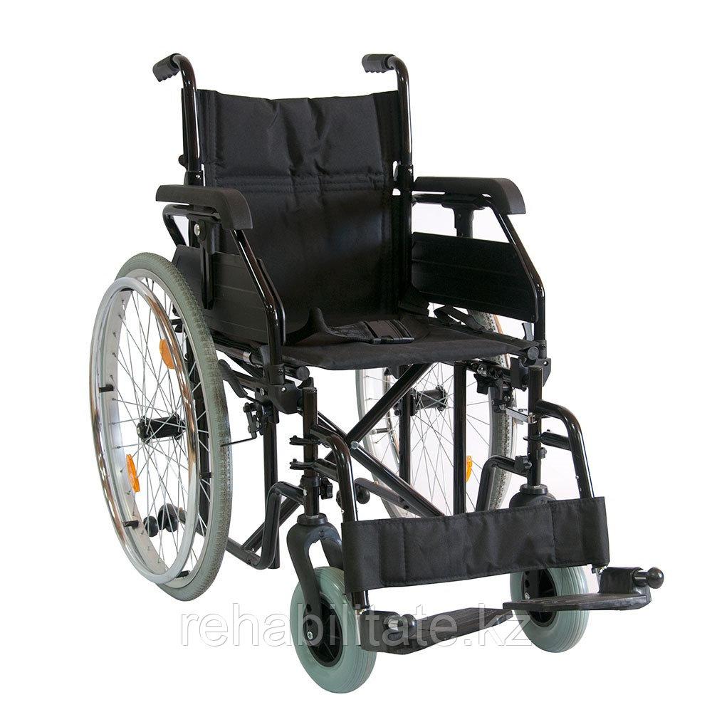 Кресло-коляска инвалидная 712N-1 повышенной грузоподъемности