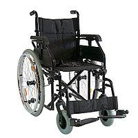 Кресло-коляска инвалидная 712N-1 повышенной грузоподъемности, фото 1
